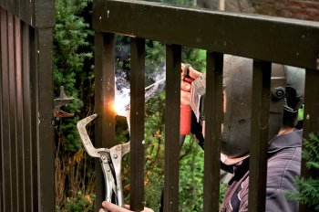 Houston's Own Gate Company - Gate Repair